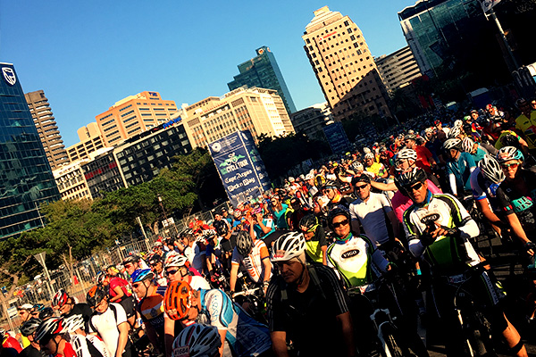 Granfondo Cape town Cycle Tour