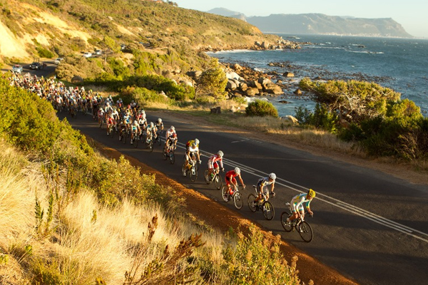 Granfondo Cape town Cycle Tour - Photo by Greg Beadle/CTCTT/ Gallo Images