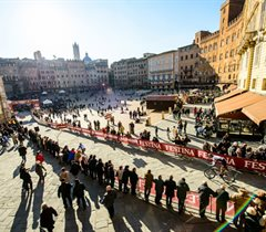 Granfondo Strade Bianche image credits Gruber Images