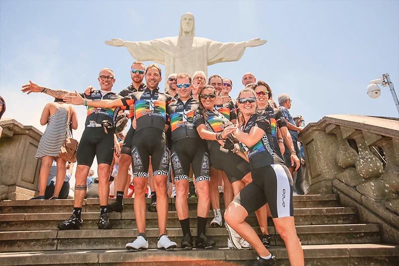 Escursione al Cristo Redentor - Rio de Janeiro Bike Tour - Bike Division Tour Operator
