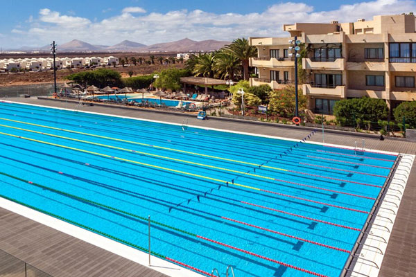 LANZAROTE New Year's Escape Olympionic pool 50mt