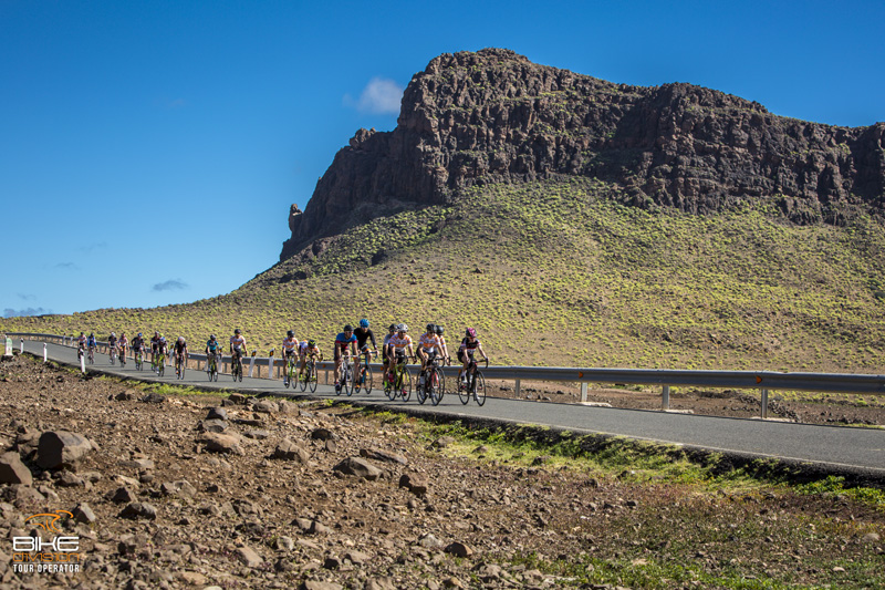 Cycling in Gran Canaria - Bike Division Tour Operator & Anfi Group