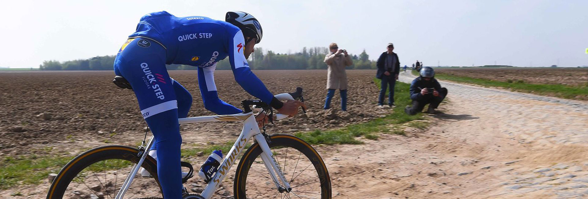 PARIGI ROUBAIX 2018 CON QUICK-STEP FLOORS - BIKE DIVISION VIP PRO EXPERIENCE - foto copyright TdwSport.com /
